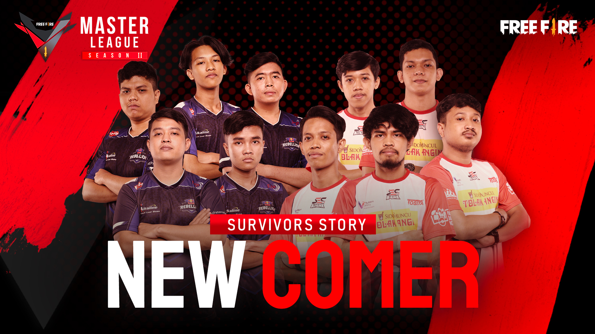 Survivors Story: New Comer – FFML Season II